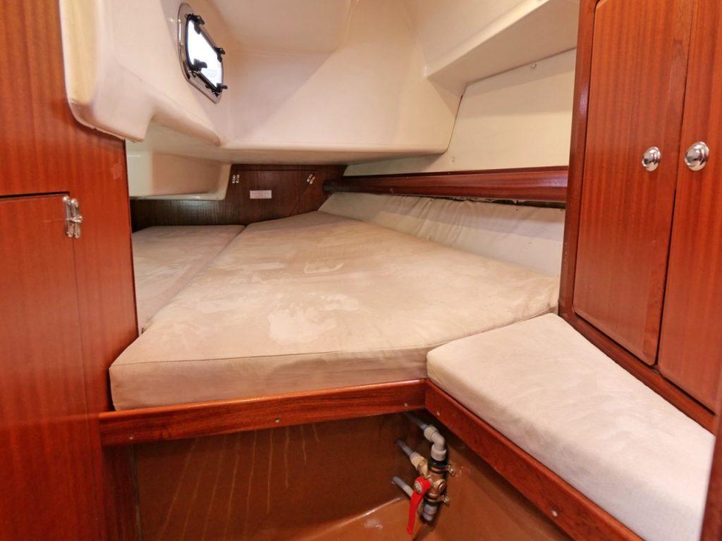 Bavaria 34 Aft Cabin