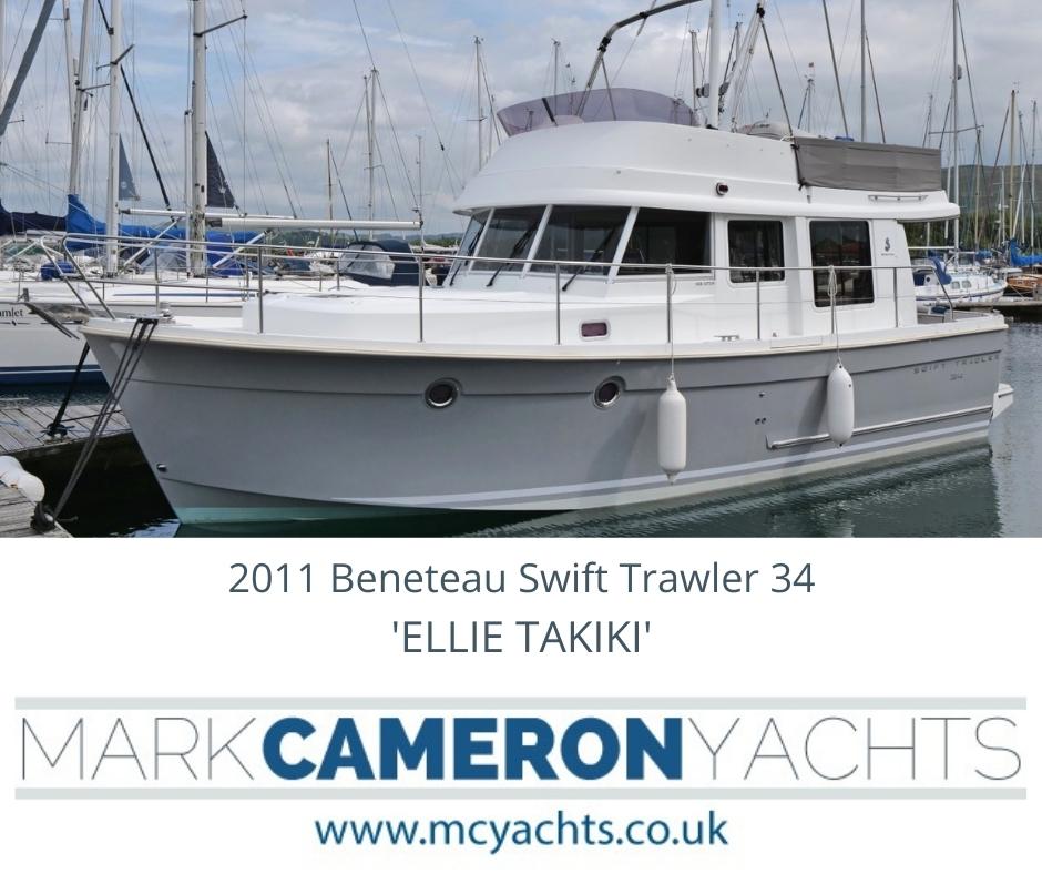 Beneteau Swift Trawler for sale