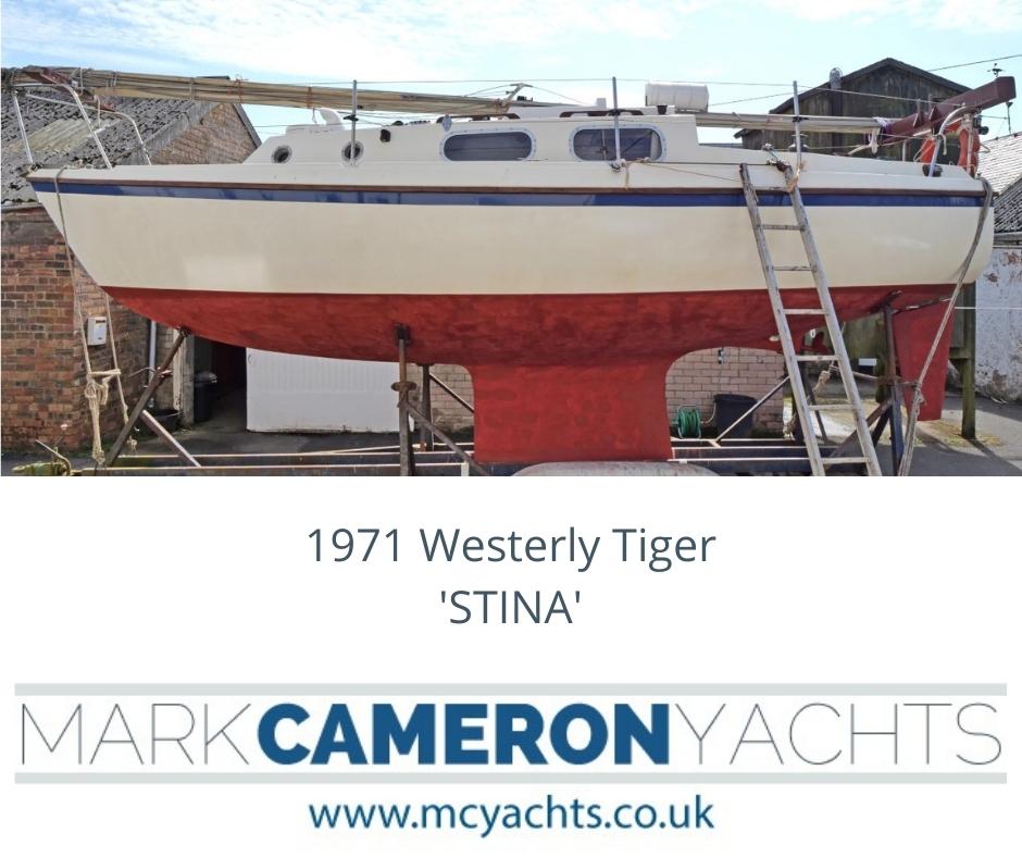 Westerly Yacht Brokerage