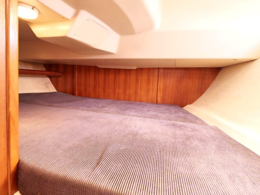 Hunter 306 aft cabin