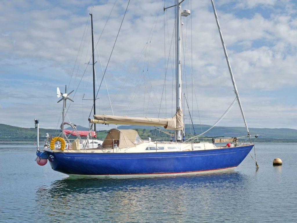 Nicholson 35 for sale