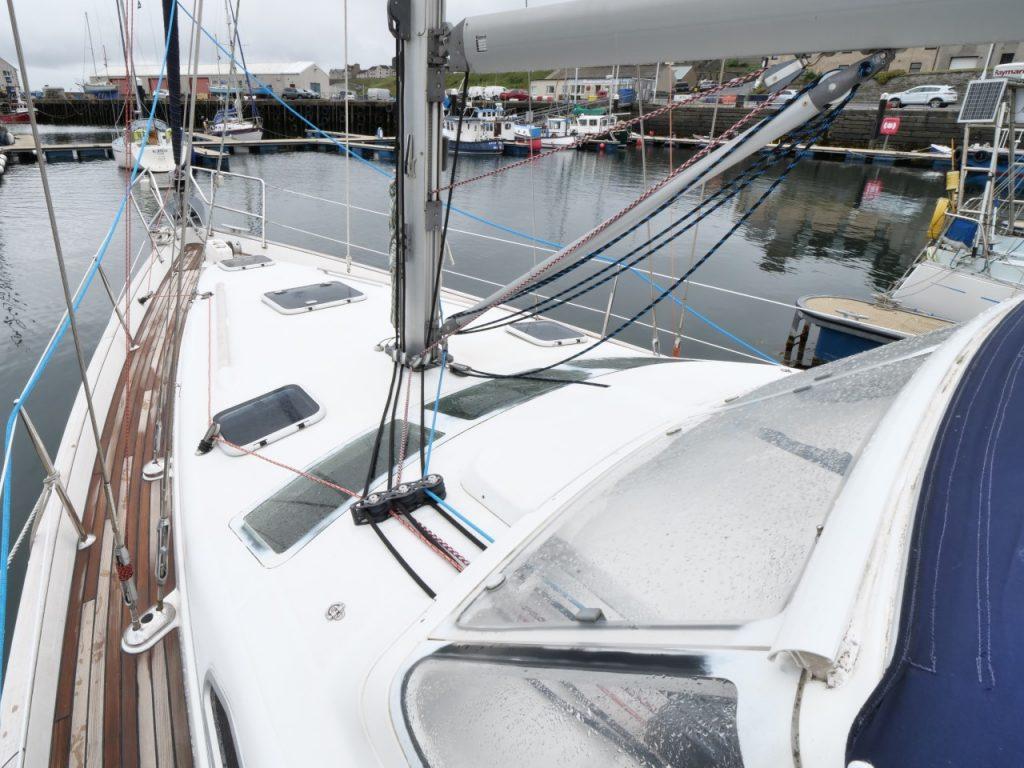 Beneteau Oceanis 42CC - STRAVAIG OF WICK