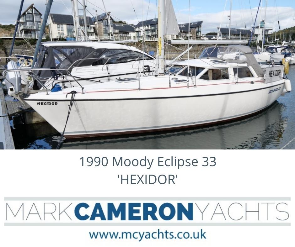 Moody Yachts Brokerage