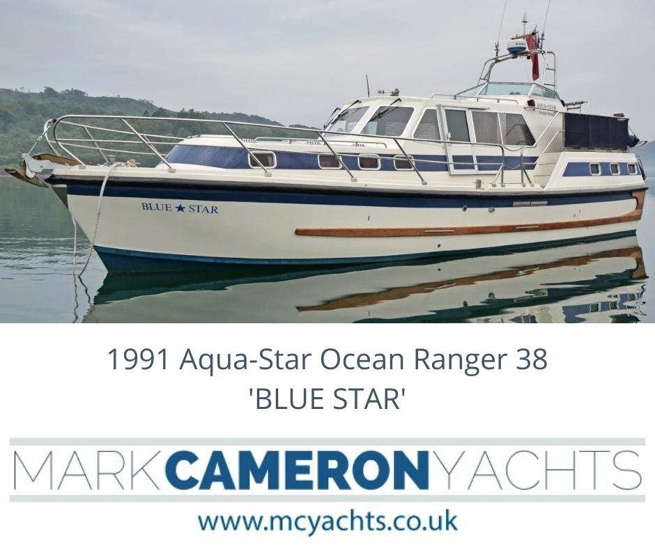 Aquastar Ocean Ranger 38 for sale