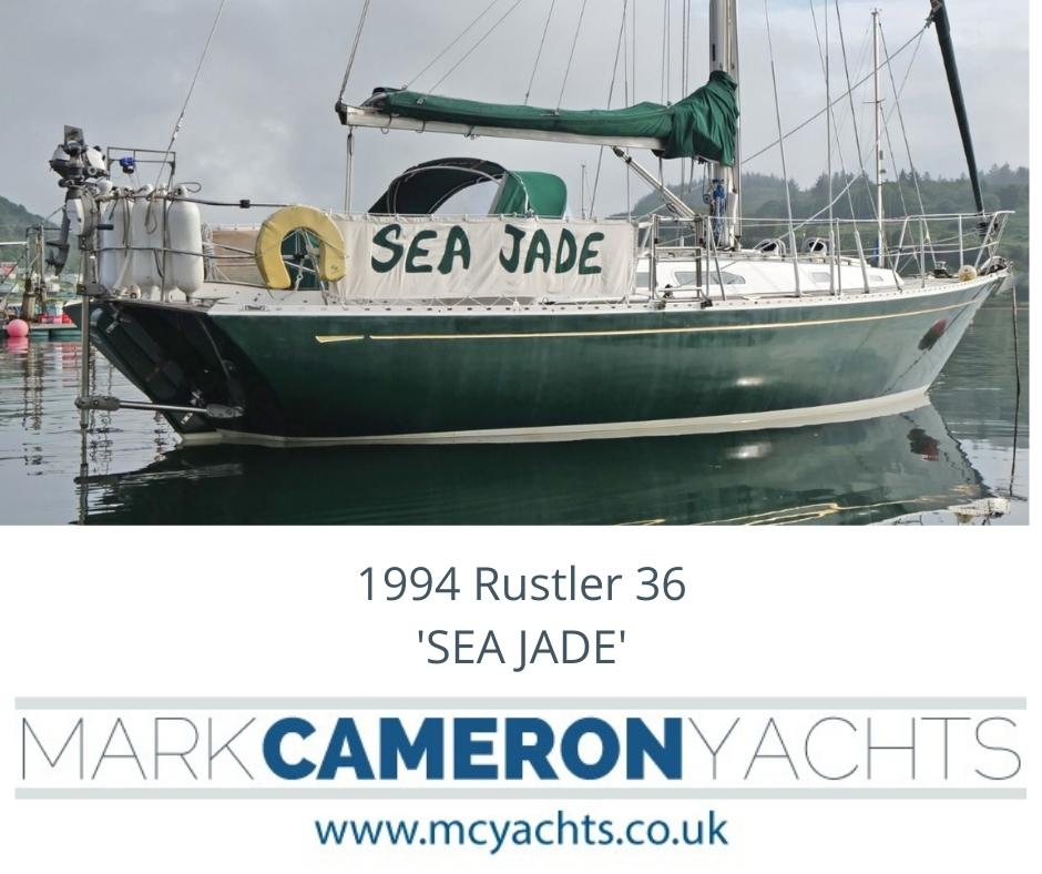 Rustler Yachts Brokerage