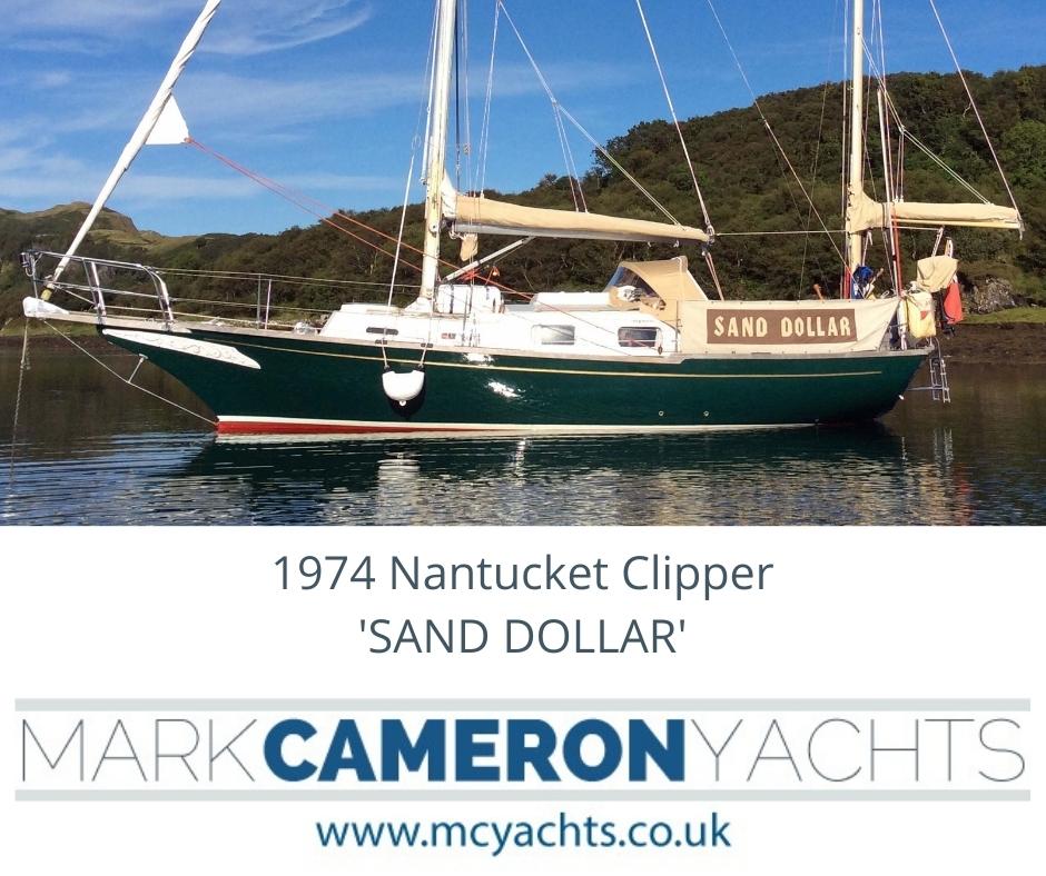 Nantucket Clipper Brokerage