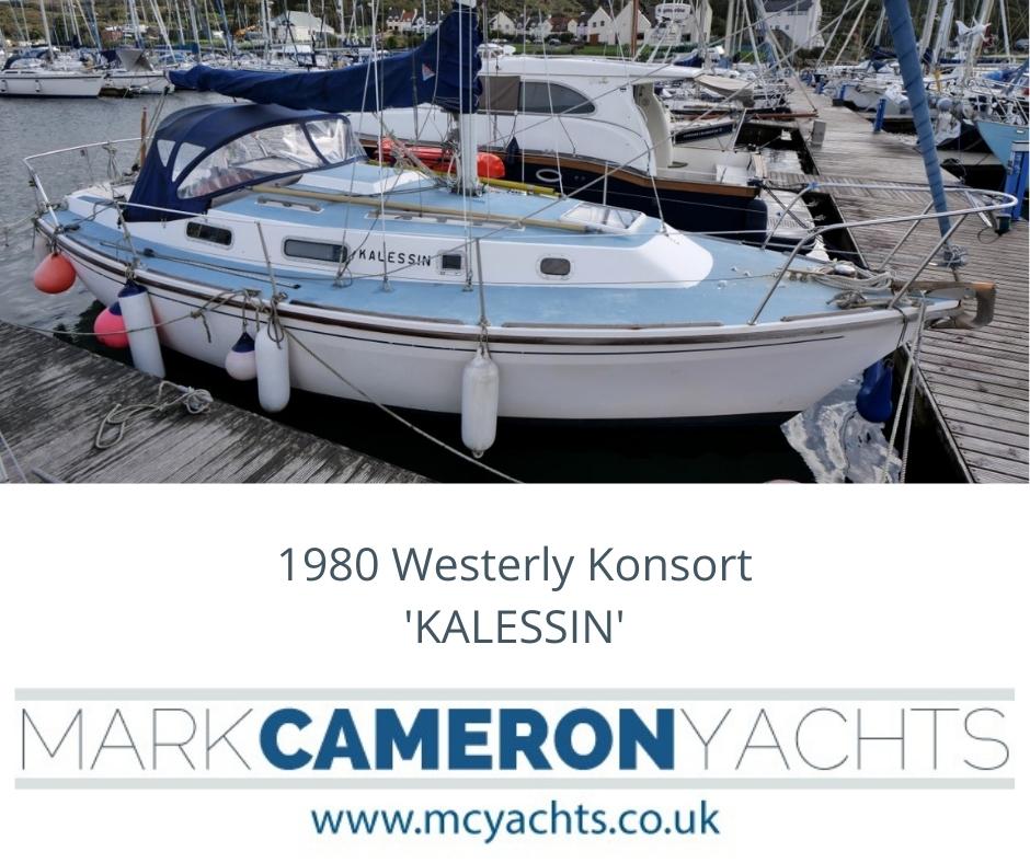 Westerly Konsort for Sale