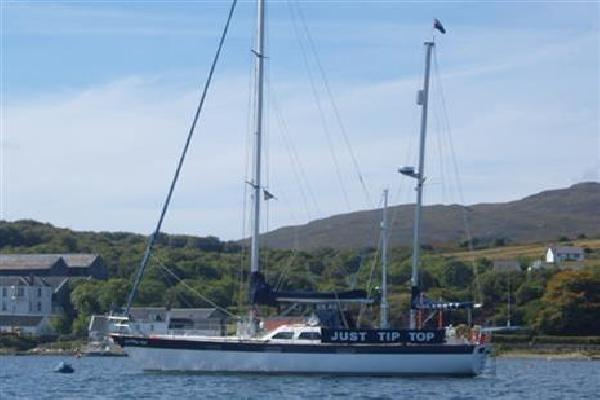 Oyster 46 Ketch