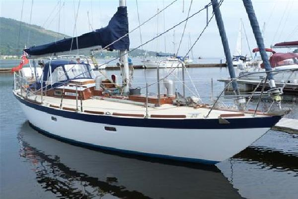 Kings of Burnham 32' Bermudan Cutter