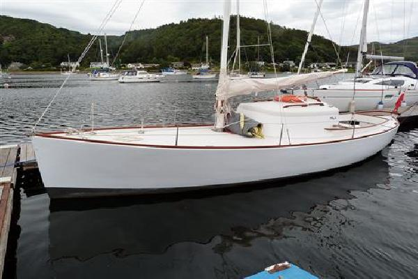 Custom Built 9m Motorsailer